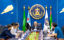 President Al-Zubaidi reviews progress of organizational department in the General Secretariat of the Council Presidency
