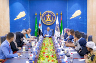 President Al-Zubaidi chairs joint meeting with Research Department of the Secretariat and Research Committee of National Assembly and Support and Decision-Making Center