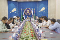 President Al-Zubaidi chairs joint meeting of Youth and Sports Committee of National Assembly and Youth and Students Department of Secretariat
