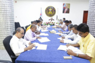 The General Secretariat holds its periodic meeting chaired by Al-Jaadi