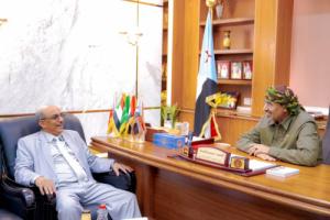 President Al-Zubaidi: Al-Mahra has strategic importance and historical and civilizational aspect to South