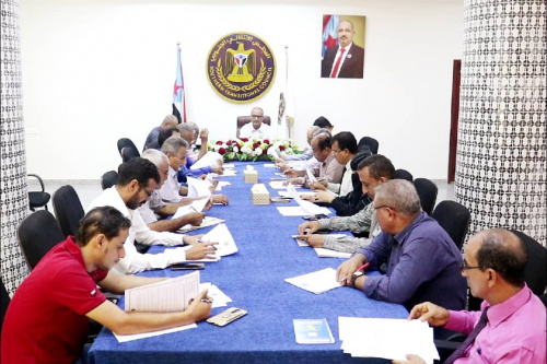 The General Secretariat reviews developments of economic scene on the southern arena