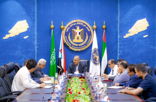 President Al-Zubaidi chairs meeting of Legal Committee of the Transitional Council