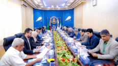 Presidency of Southern Transitional Council holds its periodic meeting headed by President Al-Zubaidi