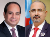 President Al-Zubaidi congratulates President El-Sisi and the people of Egypt on the 6th of October anniversary
