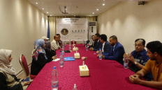 Supreme Economic Committee of Transitional Council signs agreement with Logic Consulting Company