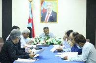 Technical Committee for Studies and Researches reviews reactions of UN envoy's visit to Aden the capital