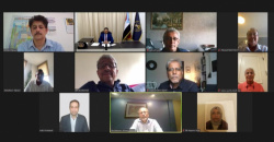 Southern National Dialogue Team holds its periodic meeting headed by Al-Halimi