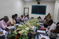 Supreme Economic Committee of the Transitional Council reviews projects to be implemented during next phase