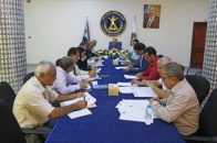 The General Secretariat holds its periodic meeting and reviews political scene and performance of Women and Children Department