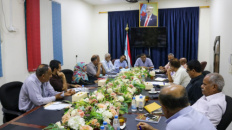 Supreme Economic Committee holds extraordinary meeting and discusses economic issues on southern arena